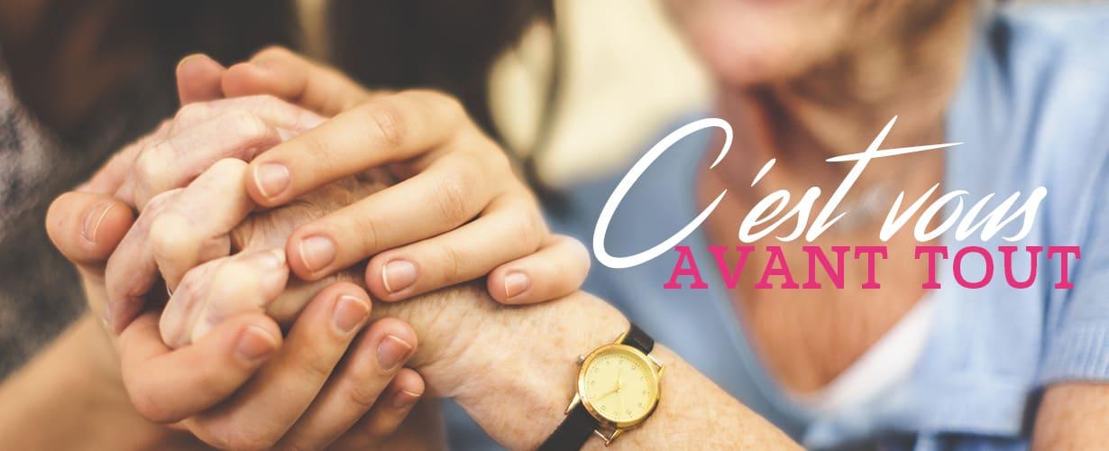 Domisoins, l'association Stéphanoise de services de soins et d'aide à domicile