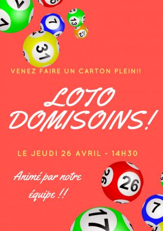 Loto DOMISOINS